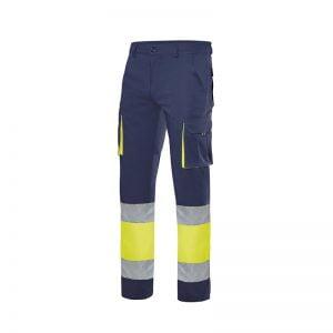 pantalon-velilla-alta-visibilidad-f303002s-marino-amarillo