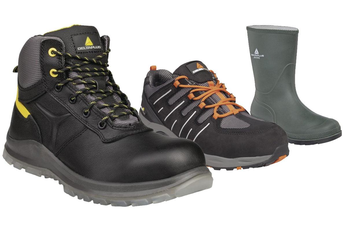 Tiempo Laboral. Calzado de seguridad. Botas, zapatos y zapatillas para el trabajo.
